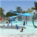 Children playing at the Lakeview Waterpark