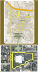 Nampa Recreation Center Fitness Trail Map
