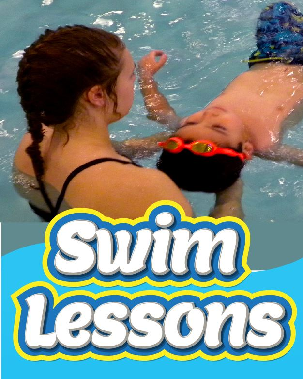 Swim Lessons - webtag
