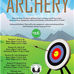 Archery - Summer 2019_eflyer