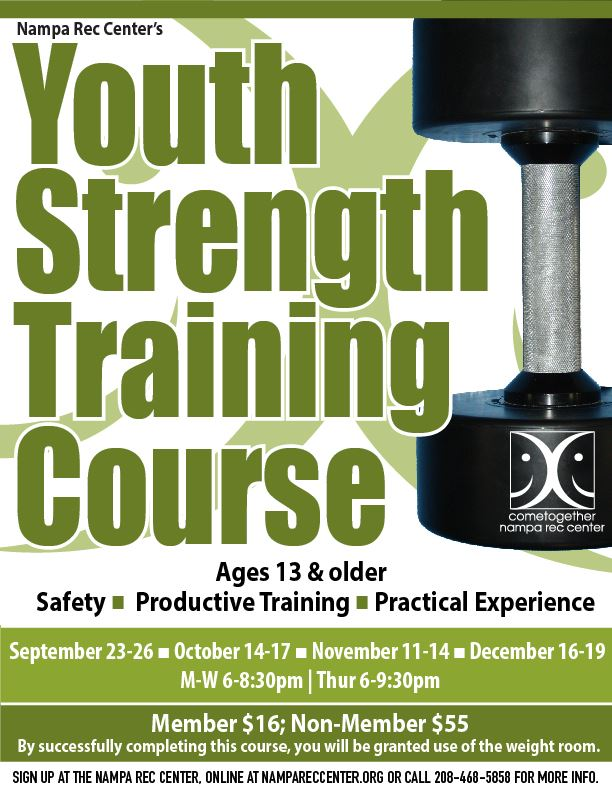 Youth Strength Training_0919_eflyer