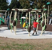 Playground Equipment at Lions Park