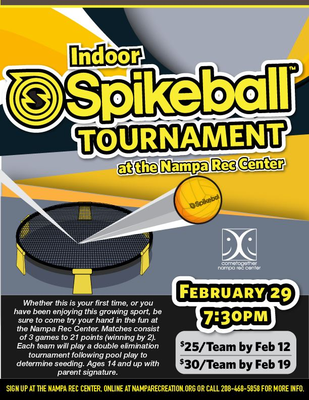 Spikeball Tournament Indoor 2020_eflyer