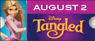 Silver Screen Tangled August 2 2019