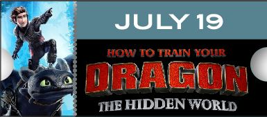 Silver Screen Dragon July 19 2019