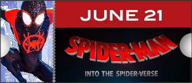 Silver Screen Spiderman June 21 2019