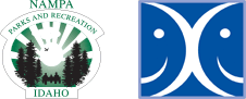 NAMPA Parks and Recreation Logo