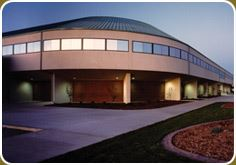 Front Entrance of the Nampa Recreation Center