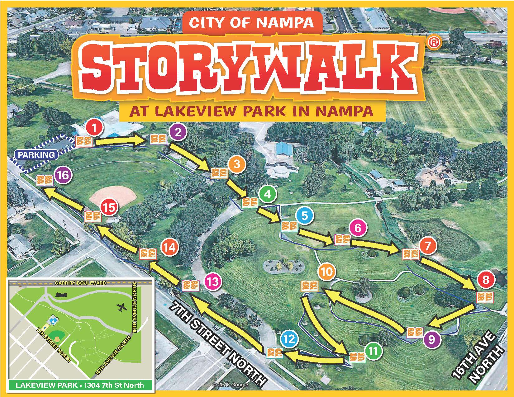 Story Trail MAP Opens in new window