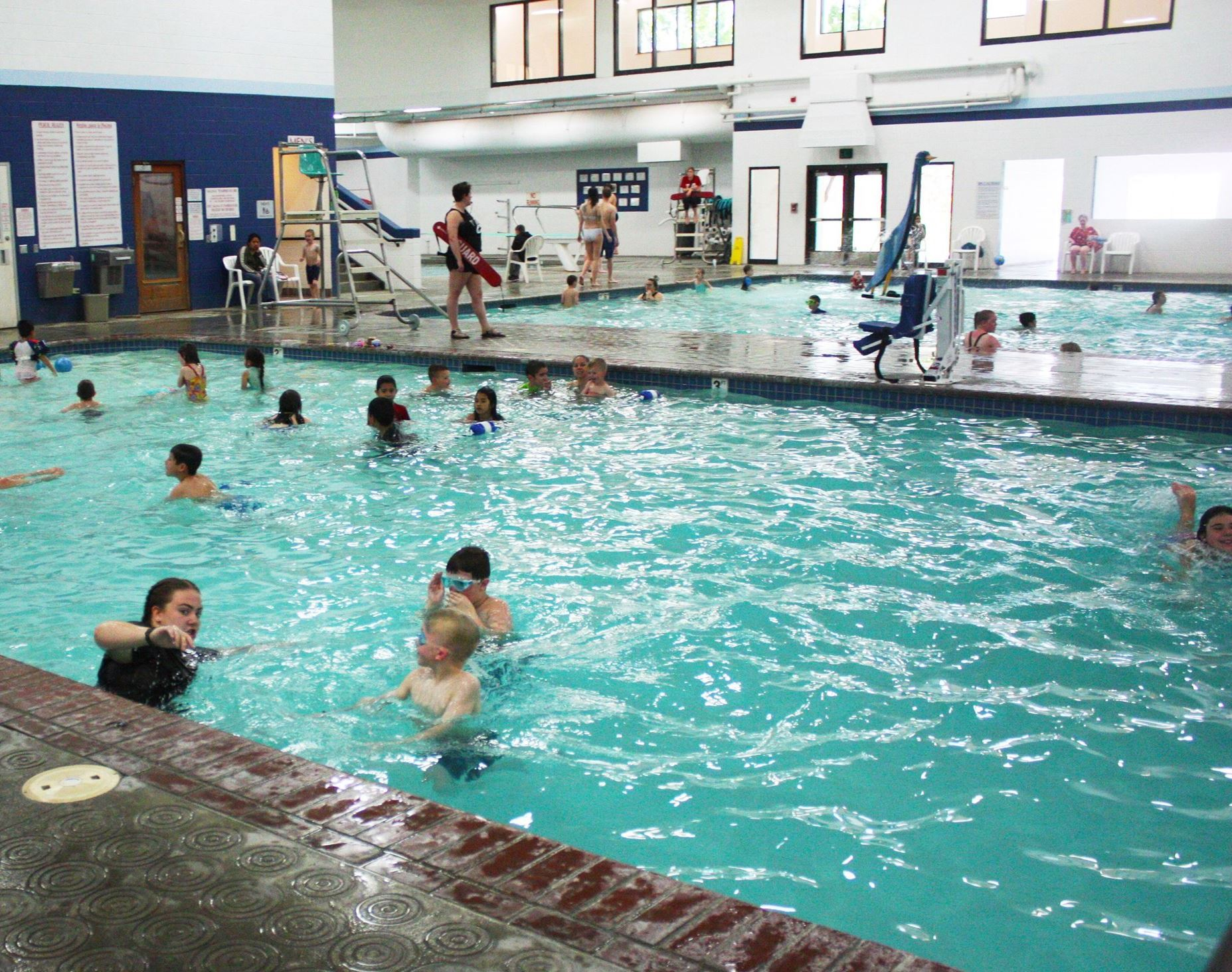 Nampa Rec Center pool