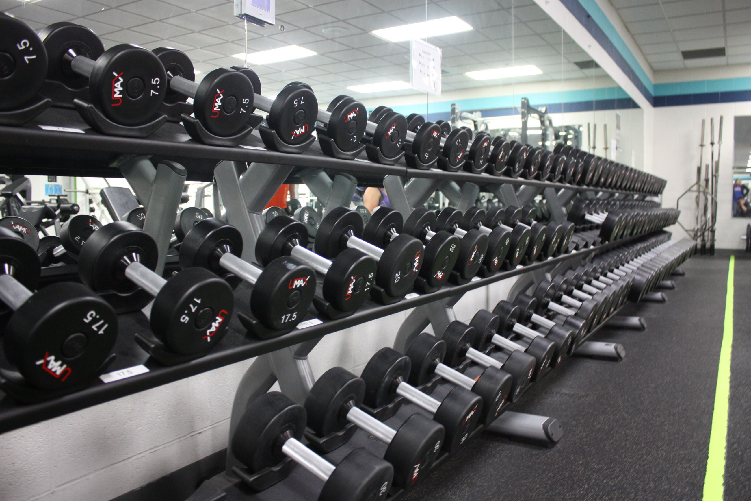 nampa rec center weights