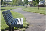 Bench Alongside Grimes Pathway
